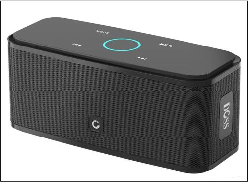 5 DOSS Bluetooth Speaker dock for iPhone