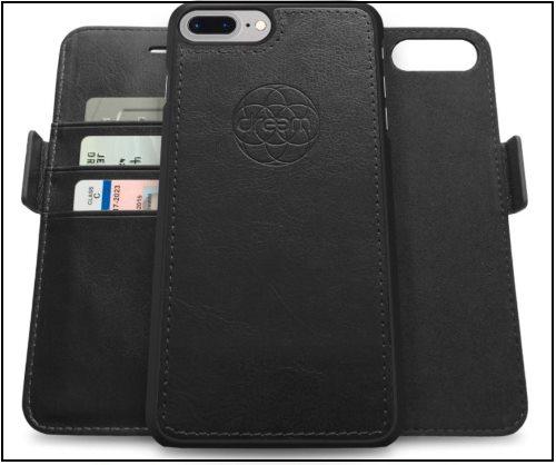 6 DREEM Slim Best iPhone 8 Plus Leather cases