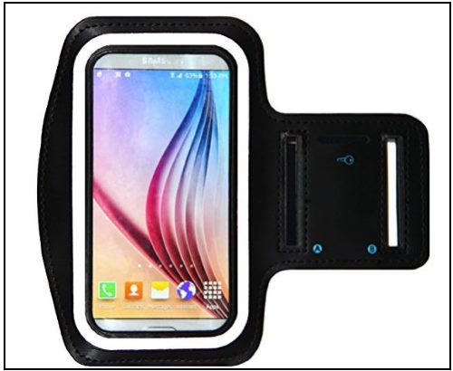 7 Best iPhone X armband with Key holder