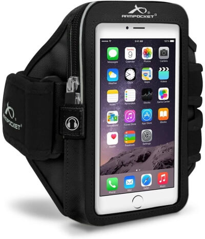 Armpocket– Running Pouch for iPhone X