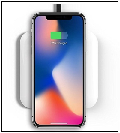 BEZALAL Wireless Charging base for iPhone X