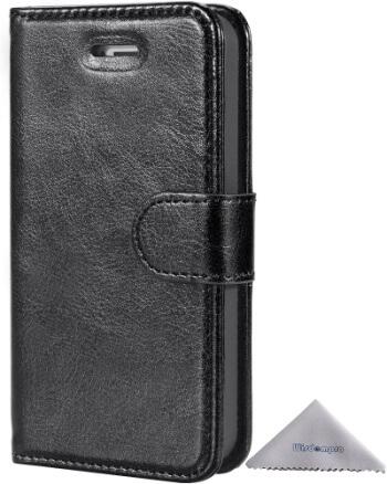 Wisdompro Premium Leather Case