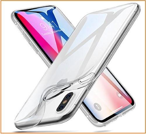 1 ESR iPhone X Clear Case