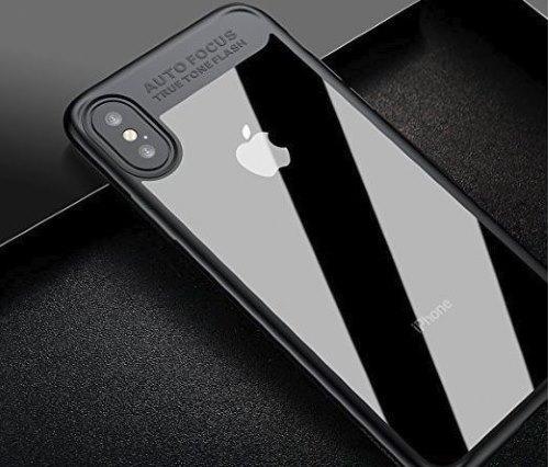7 Flexible TPU Case Ultra Slim iPhone X Clear Cases