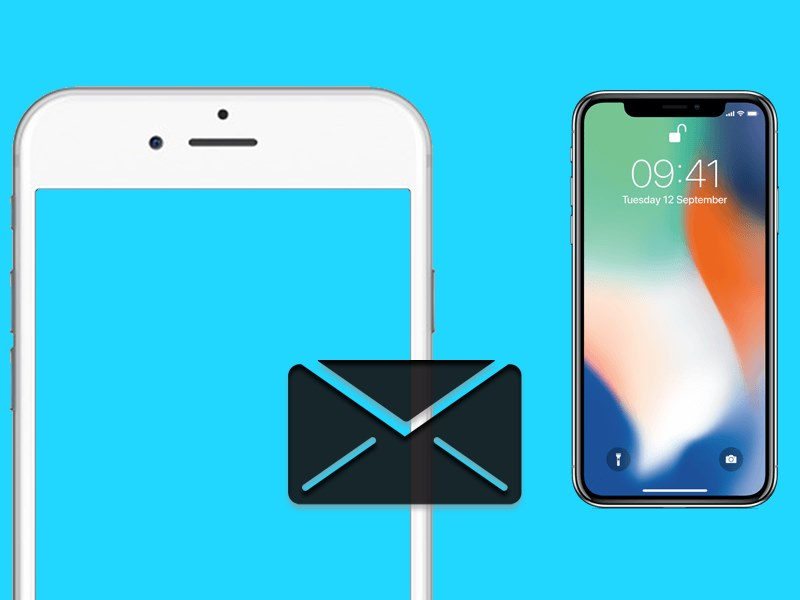 1 Transfer Messages from iPhone to iPhone
