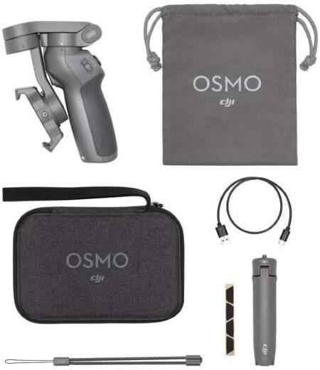 DJI OSMO Lightweight Gimbal for iPhone