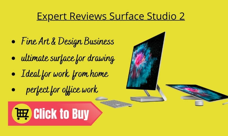 Expert Reviews Surface Studio 2 - iMac alternative 2021