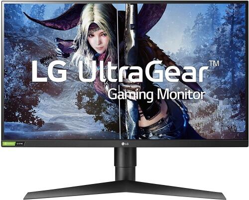 LG NVIDIA G-SYNC Monitor