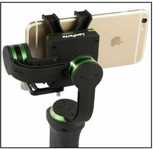 LanParte HHG-01 3-Axis Motorized Handheld Gimbal Stabilizer for iPhone