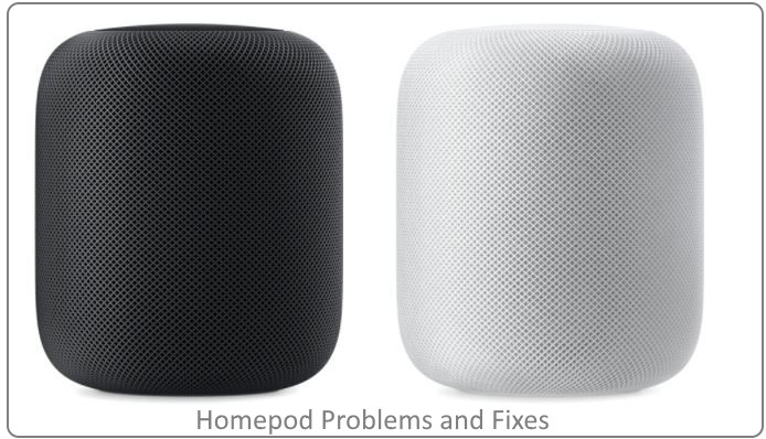 1 Get Fixed Homepod issues and problems