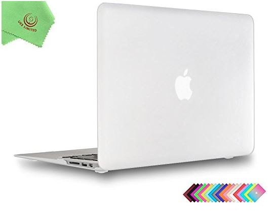 5 Crystal Clear Case for 13 inch MacBook Pro