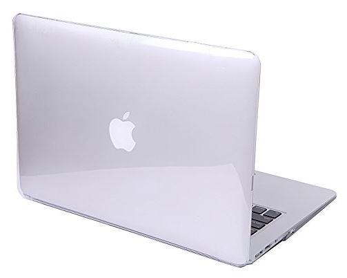 7 Transparent Plastic protective case for Macbook Pro