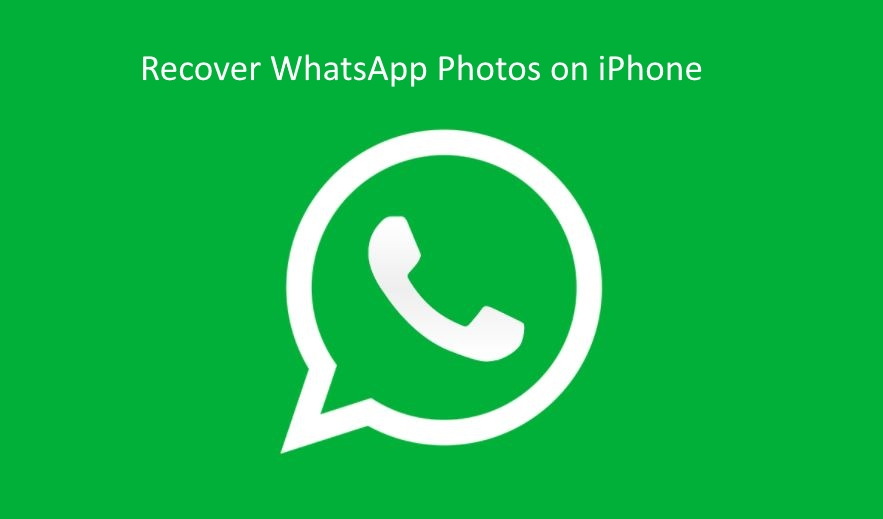 1 WhatsApp Photo recover on iPhone