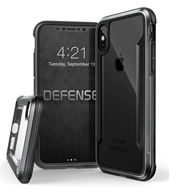 X-Doria most protective Case for iPhone X