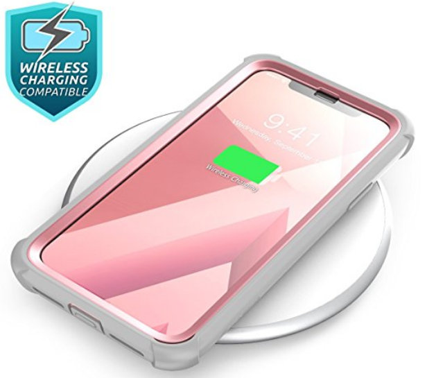 i-Blason most protective Case for iPhone X with built-in screen protector