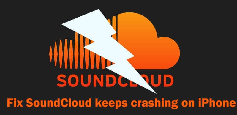 Soundcloud iOS app crashing after update on its self
