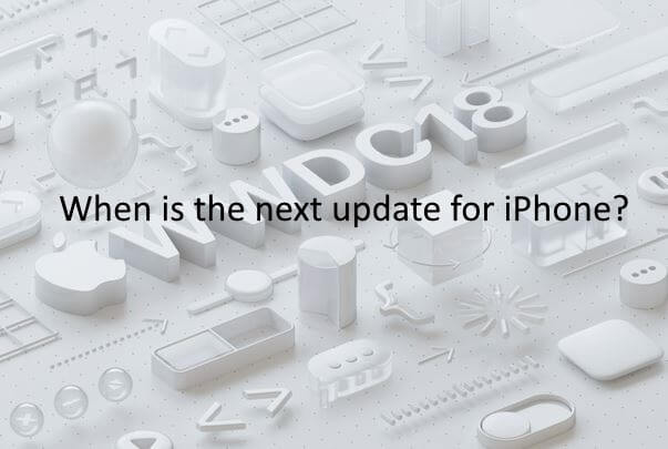 1 When is the next update for iPhone guide and tips (1)