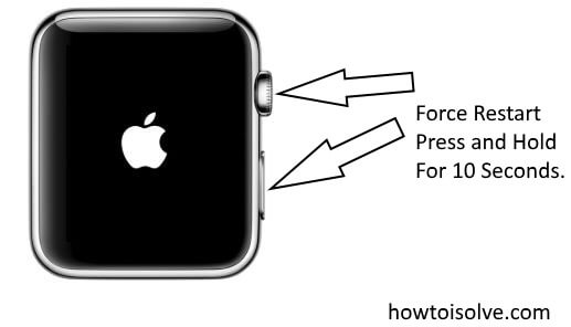 2 Apple Watch Stuck on Apple logo after update watchOS 5