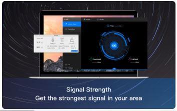 2 Dr WiFi Speed & Signal Test