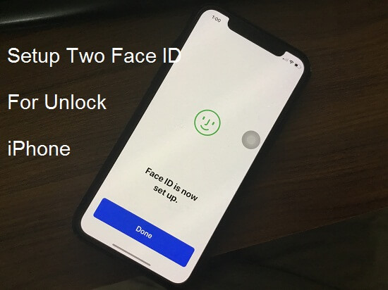 5 Setup Face ID on iPhone in iOS 12