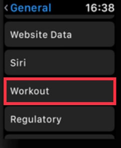 Howto start workout reminder on Apple Watch 4 and series 3 watchos 5