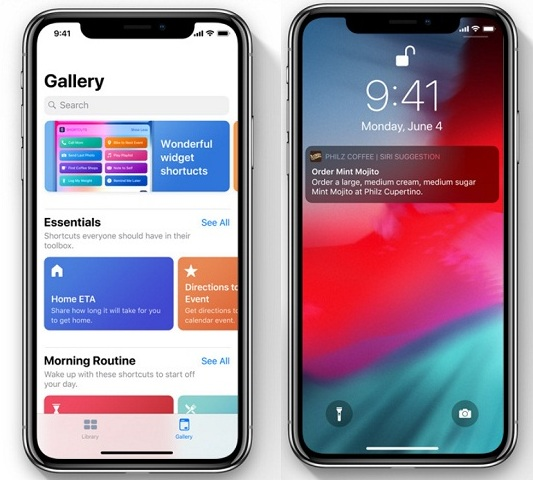 Siri Shortcuts in iOS 12 Streamline the things you do often with shortcuts
