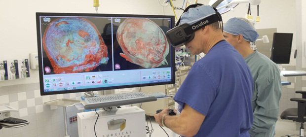 Healthcare teaching and diagnosis revolting with the help of VR- AR