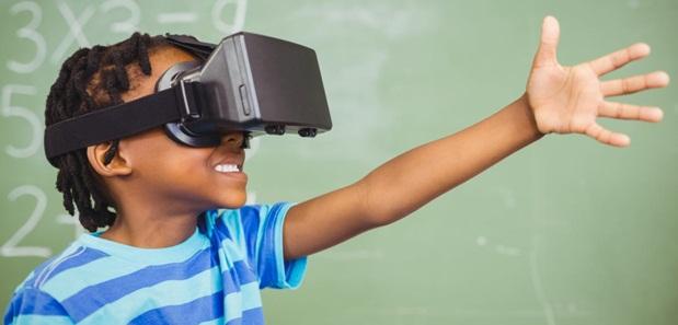 Virtual reality will provide new ways to impart education