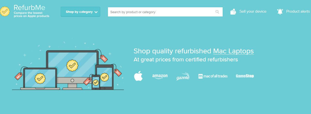 refubme used iPhone sell online