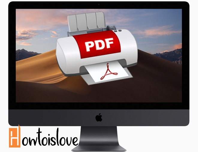 Free Best PDF Printers for Mac