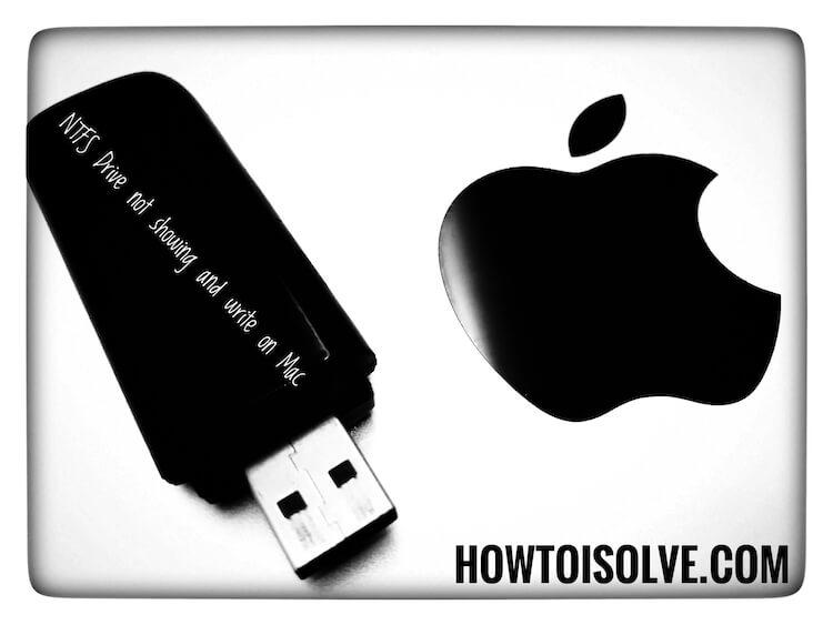 NTFS Drive not Writing on Mac (1)