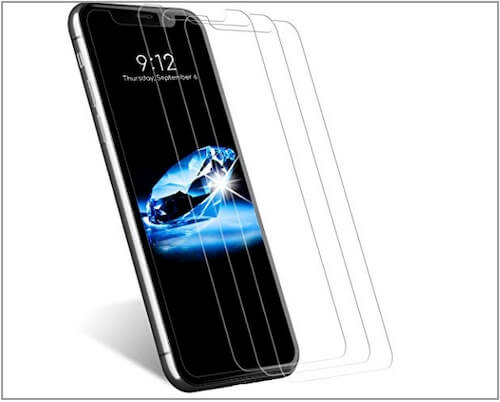 1 ESR Screen Protector for iPhone XS Max