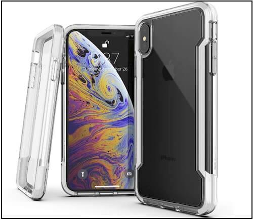 1 X-Doria Military Grade Protective iPhone XS Max Military Grade Case
