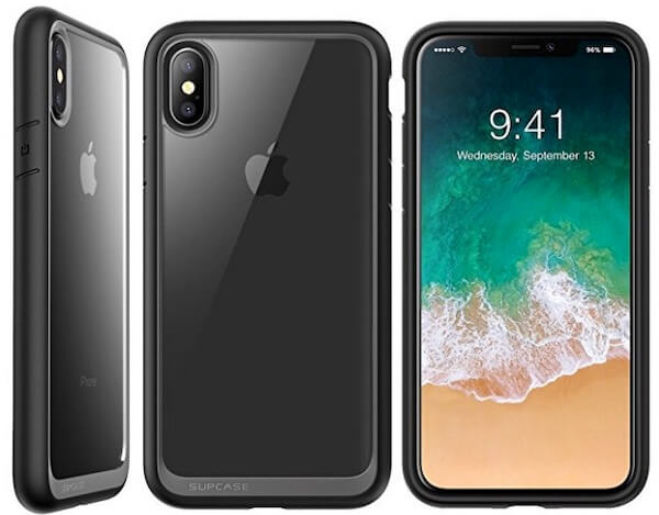 1 iPhone XS Max Clear cases by Supcase