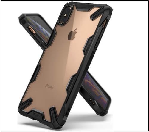 3 Ringke Ergonomic iPhone XS Max Military Grade Case