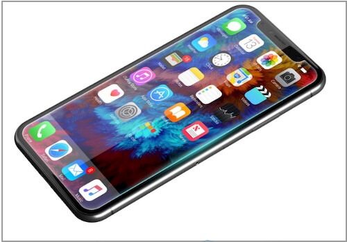 4 Votala front body Screen Protector for iPhone XS Max
