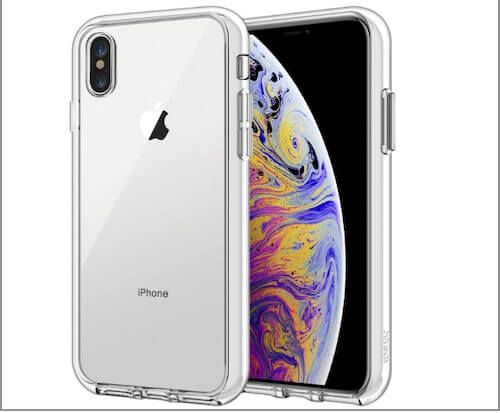 8 JETech Bumper Cover for iPhone XS Max