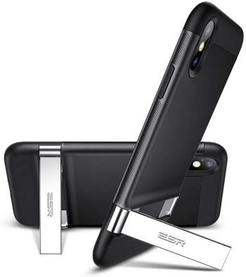 ESR Metal Kickstand iPhone XS Max Case