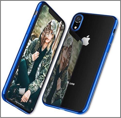 1 DTTO Best iPhone XS Max Metal Bumper Cases