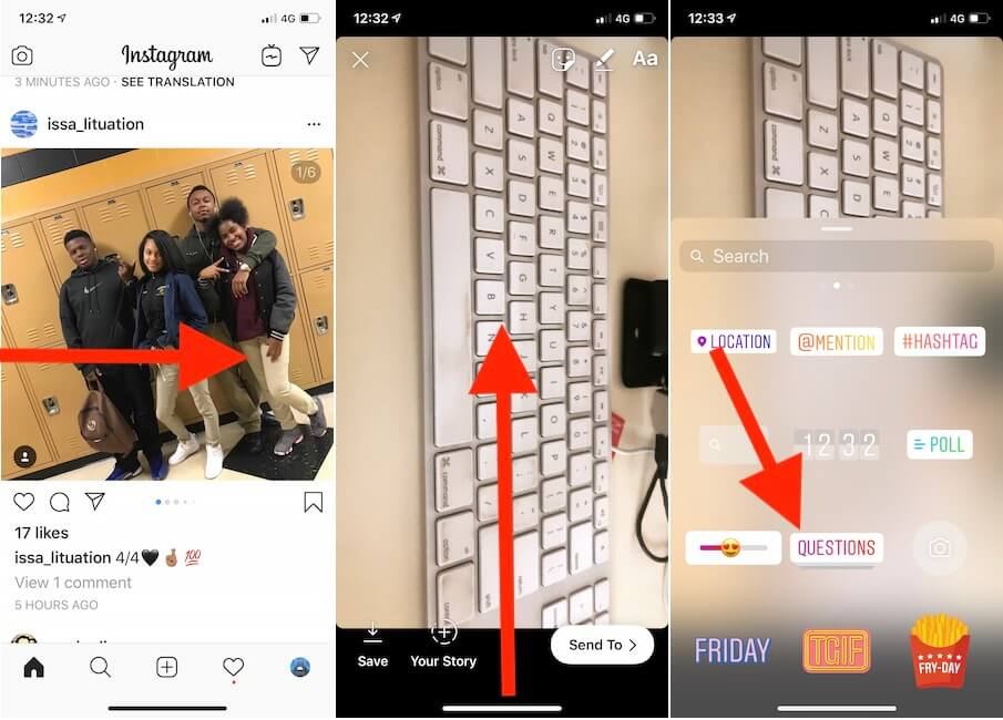 1 Snap Camera to use on instagram on iphone