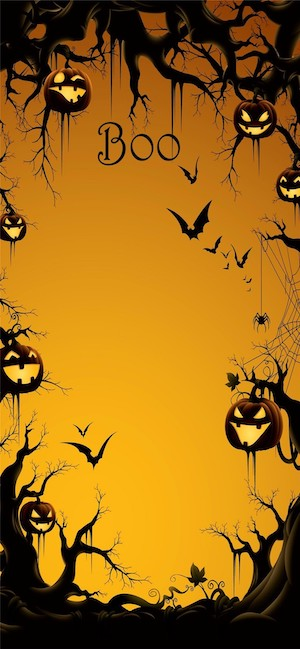 10 Halloween Wallpaper for iPhone XS Max iPhone XS and iPhone XR