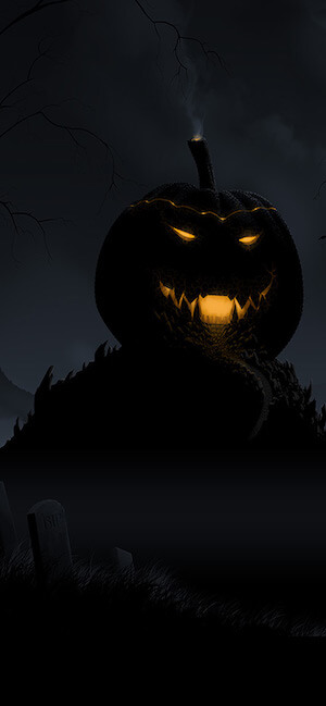 15 Halloween Wallpaper for iPhone XS Max iPhone XS and iPhone XR