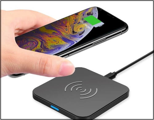 2 Anker Wireless Charger for iPhone XS Max_XS_XR
