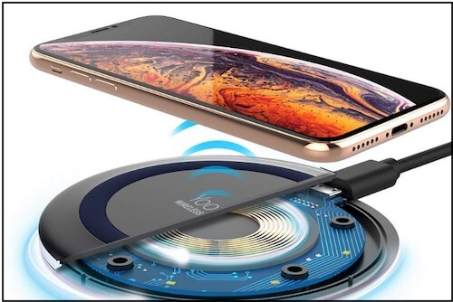 3 Yootech Wireless Charger for iPhone