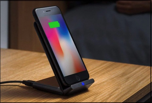 4 CHOETECH Wireless Charger for iphone