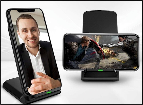 6 ELLESYE Wireless Charger for iPhone XS max or iPhone XR
