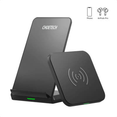 Choetech Wireless Charger Pack of 2
