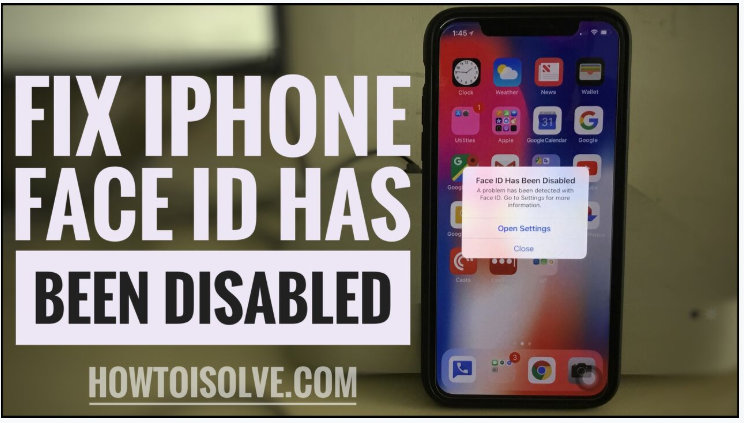 Fix Face ID has been Disabled on iPhone XS Max or iPhone XR or Fix Unable to activate Face ID