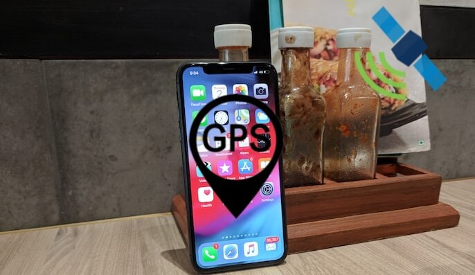 GPS Not working on iphone XR