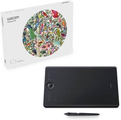 Wacom Intuos Pro Budget Graphics Tablet for Mac